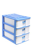 Storage Drawers Stock Image