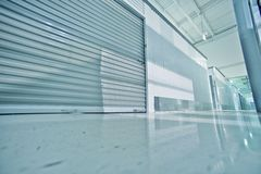 Storage Facility Royalty Free Stock Photography