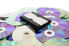 Storage Hard Disk Stock Photography