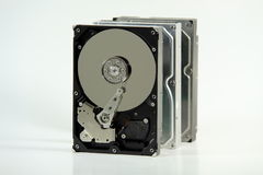 Storage - Hard Drives Stock Photography