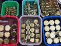 Storage Jars, Athens Royalty Free Stock Photos