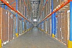 Storage landscape Royalty Free Stock Images