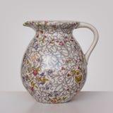 Storage for liquids - Vintage colored jug ewer Stock Photos