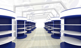 Storage room Royalty Free Stock Image