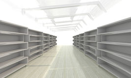 Storage room Royalty Free Stock Images