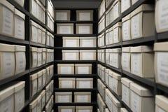 Storage room Royalty Free Stock Photos