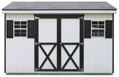 Storage shed Royalty Free Stock Photos