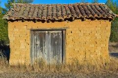 Storage Shed Tillage Hut Implements Stock Images