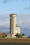Storage silo Royalty Free Stock Images