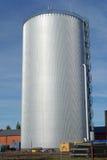 Storage silos Royalty Free Stock Photography