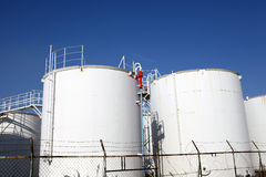 Storage tank Stock Photography