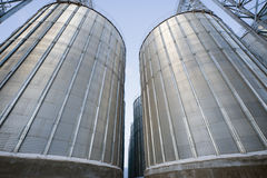 Storage tank Royalty Free Stock Photo