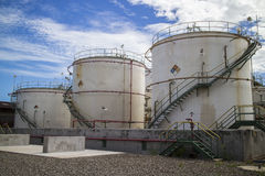 Storage tank Stock Images