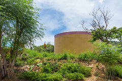 Storage tank Royalty Free Stock Photos