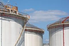 Storage tanks Stock Images
