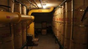Storage Tanks Royalty Free Stock Photos