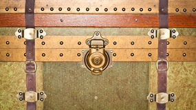 Storage trunk Royalty Free Stock Photos