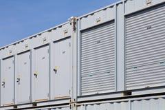 Storage unit Royalty Free Stock Image