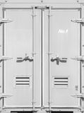 Storage unit Stock Photo