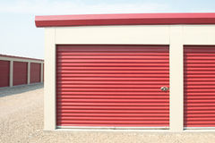 Storage Unit Royalty Free Stock Photos
