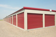 Storage Unit Royalty Free Stock Image