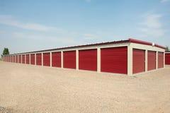 Storage Unit Facility Royalty Free Stock Image
