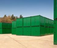 Storage Units Stock Photos