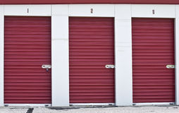 Free Storage Units Royalty Free Stock Images - 2869889