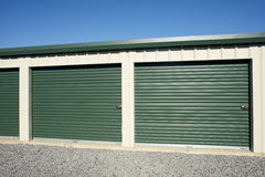 Storage Units Stock Images