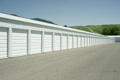 Storage Units Stock Photos