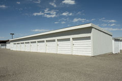 Storage Units Royalty Free Stock Photos