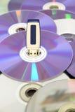 Storage USB Pen Drive stock photography