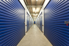 Storage warehouse Royalty Free Stock Image