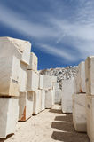 Marble blocks Stock Photos