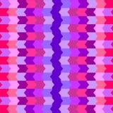 Storartad abstrakt sömlös för Shape för diagram för pastellfärgad färg för modell illustration för vektor för bakgrund textur royaltyfri illustrationer