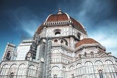 Storartade Firenze royaltyfria bilder
