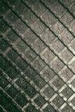 Storartade smidesjärnportar arkivbild