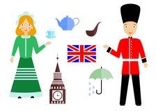 Storbritannienet Royaltyfria Bilder