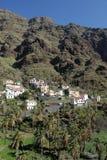 Stordimento Valle Gran Rey Immagini Stock Libere da Diritti