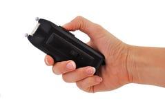 Stordisca la pistola Fotografia Stock Libera da Diritti