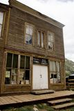 Store. An old store/post office, now abandoned, stands in St. Elmo, a ghost town in the Colorado Rocky Mountains. St. Elmo is one of Colorado's best-preserved Stock Photos