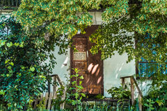 Store in an abandoned village Royalty Free Stock Images