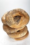 Store of bagels Royalty Free Stock Photos
