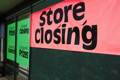 Store_closing Photos stock