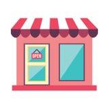 Store design Stock Photo