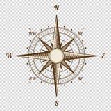 Store för någon riktning som du önskar att gå…, Vektorillustration Höjdkvalitetsillustration gammal stil Västra östligt, norr, sö royaltyfri illustrationer