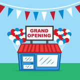 Store Grand Opening Royalty Free Stock Photos