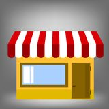 Store Icon Royalty Free Stock Photos