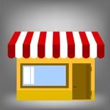 Store Icon Royalty Free Stock Photos