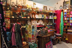 Store in India Stock Photography